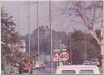 TQ2688 : Lyttelton Road, Hampstead Garden Suburb 1980 by David Howard