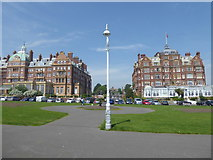 TR2135 : The Metropole and Grand Hotels on The Leas by Marathon