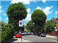 TQ1781 : Woodville Road, Ealing by Malc McDonald