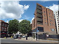TQ1680 : New apartments, West Ealing by Malc McDonald