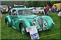 NT5347 : Healey Elliott, Thirlstane Castle car show by Jim Barton