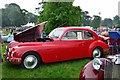 NT5347 : Bristol 401 at Thirlstane Castle car show by Jim Barton