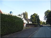 SJ9105 : Old Stafford Road, Cross Heath by David Howard