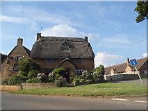 SP4241 : The Roebuck, Drayton by David Howard