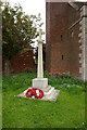 TF1173 : Stainfield & Apley War Memorial by Ian S