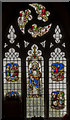 TA0489 : St James the Greater window, St Mary's church, Scarborough by Julian P Guffogg