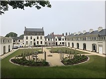 NU0052 : Governor's Gardens, Berwick-upon-Tweed by Jonathan Hutchins