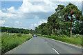 TL8159 : A143 towards Bury St Edmunds by Robin Webster