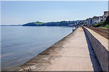 SX9777 : Dawlish : Coast Path by Lewis Clarke