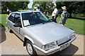 TQ4274 : View of a Citroen BX outside Eltham Palace by Robert Lamb