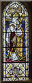 TA0489 : Clerestory window, St Mary's church, Scarborough by Julian P Guffogg