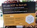 SJ8398 : It's ok NOT to feel ok by David Dixon