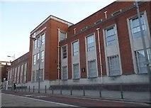 SO9198 : Wolverhampton University on Stafford Street by David Howard