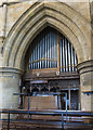 TA0489 : Organ, St Mary's church, Scarborough by Julian P Guffogg
