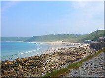 SW3526 : Sennen Cove, Cornwall by Gary Rogers