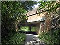 TQ5809 : London Road Bridge, The Cuckoo Trail by PAUL FARMER