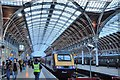 TQ2681 : Platform 1, Paddington Station by N Chadwick