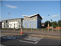 SJ9103 : New flats on Stafford Road, Fordhouses by David Howard