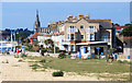 SY6880 : Last House on the Sea Front by Des Blenkinsopp