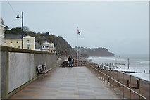 SX9472 : Teignmouth Promenade by N Chadwick