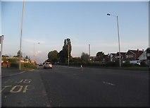 SO9393 : Birmingham New Road, Upper Ettingshall by David Howard