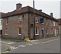 SU4767 : Insurance office in a Grade II listed building, Northcroft Lane, Newbury by Jaggery