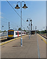 TL5479 : Ely: Platforms 2 and 3 by John Sutton