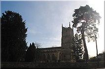 ST7693 : St Mary's Church, Wotton Under Edge, Gloucestershire 2014 by Ray Bird