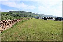 NX1896 : Ainslie Car Park, Girvan by Billy McCrorie