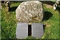 SH5947 : Gelert's grave by Philip Halling
