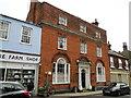 TM5593 : House in Lowestoft High Street by Adrian S Pye