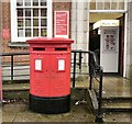 SJ7798 : Double Post Box (M30 457) by Gerald England