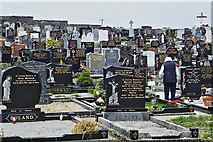 G3031 : St. Patrick's Cemetery by Mick Garratt