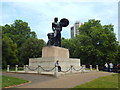 TQ2880 : Statue of Achilles, Hyde Park by Malc McDonald