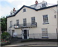 SO5012 : Grade II listed number 6 Agincourt Street, Monmouth by Jaggery