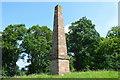 SJ8109 : Obelisk in Weston Park by John M