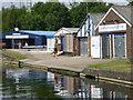 SJ5279 : Runcorn Rowing Club by Chris Allen