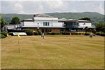 NS2060 : Barrfields/Vikingar Putting Green - Largs by Ian Rainey