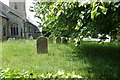TL9991 : All Saints Churchyard, Snetterton by Adrian Cable
