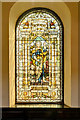 SJ8398 : St Ann's Church, the Dorrity Window by David Dixon