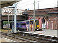 SD5329 : Preston railway station by Thomas Nugent