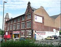 SE2733 : Carlton Works, Armley, Leeds by Humphrey Bolton