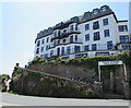 SX2552 : Rock Towers apartments, West Looe by Jaggery