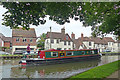 SU4667 : Kennet and Avon Canal, Newbury by Robin Drayton