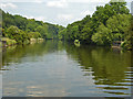 SJ5576 : River Weaver by Chris Allen