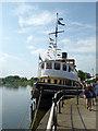 SJ6076 : After the  cruise - Acton Bridge by Chris Allen