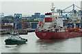 O2034 : Port Dublin by Mick Garratt