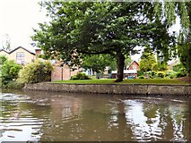 SJ9197 : Ashton Canal at Audenshaw by Gerald England
