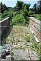 SJ2823 : Remains of Crickheath Tramways bridge by Richard Hoare