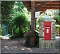 TG2208 : The Plantation Garden - honesty box by Evelyn Simak